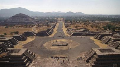 Teotihuacan, the place where humans become Gods